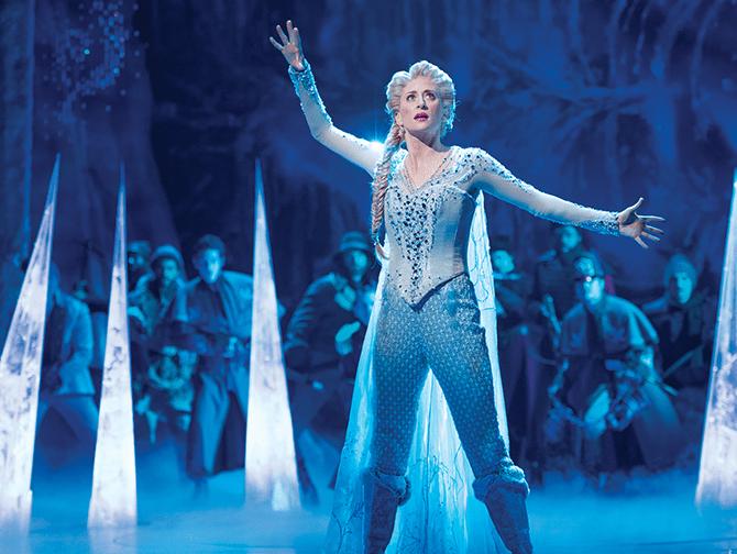 Biglietti per Frozen a Broadway - Elsa