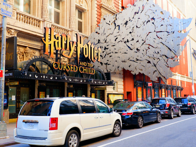 Theater District a New York - Spettacoli a Broadway