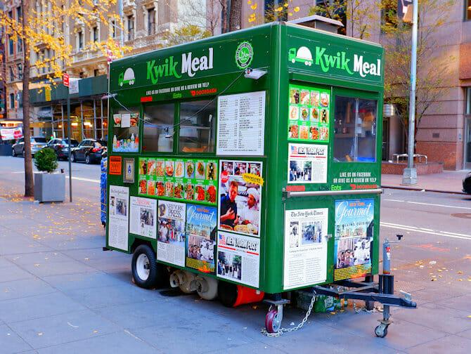 New York Street Food - Cialde