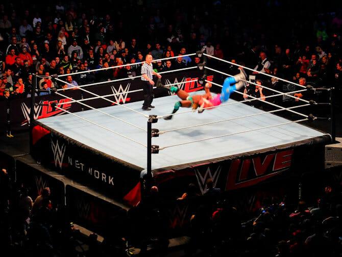 Biglietti per il WWE Wrestling a New York