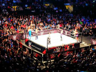 Biglietti per il WWE Wrestling a New York - Match