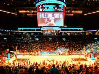 Biglietti per New York Liberty basket - Partita