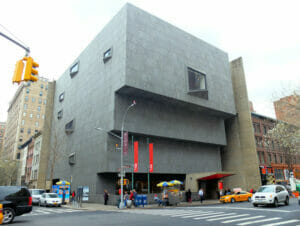 The Met Breuer a New York
