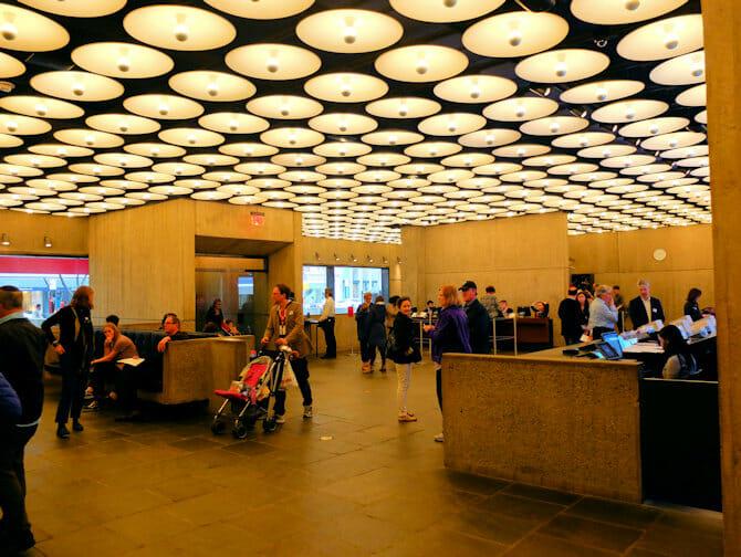 The Met Breuer a New York - Entrata