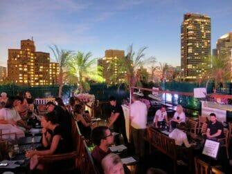 Rooftop bar tour a New York - 230 Fifth