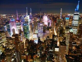 Le migliori viste di New York - Empire State Building