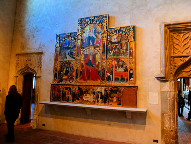 The Met Cloisters a New York - Arte medievale