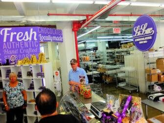 Tour del cioccolato a Brooklyn - Li-Lac