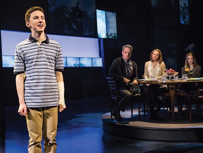 Biglietti per Dear Evan Hansen a Broadway - You will be found