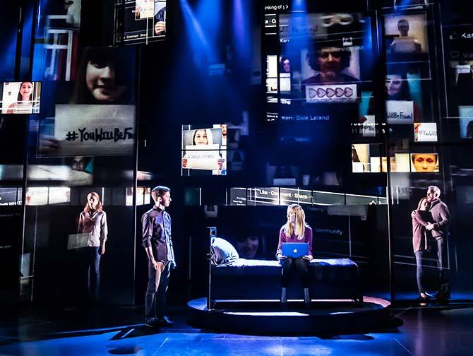 Biglietti per Dear Evan Hansen a Broadway - Al Music Box Theatre