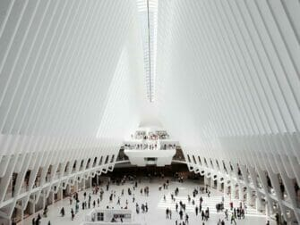 Westfield World Trade Center - Architettura