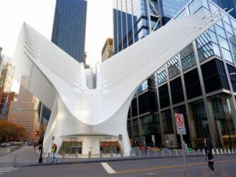 World Trade Center Transportation Hub - Oculus