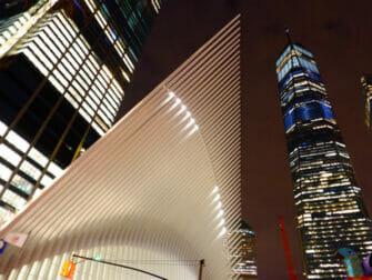 World Trade Center Transportation Hub - Oculus esterno