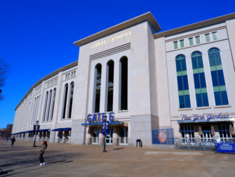 Risparmiare a New York - Yankees