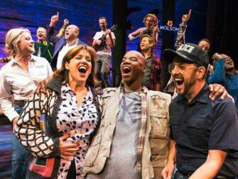 Biglietti per Come From Away a Broadway - Cast