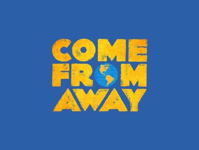 Biglietti per Come From Away a Broadway