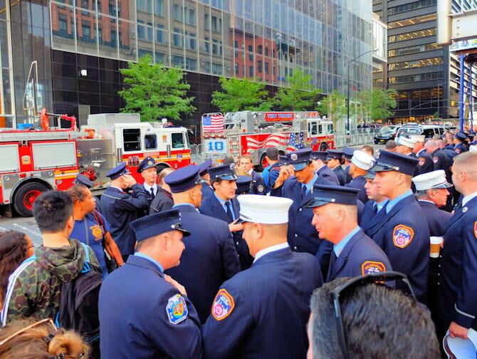 9/11 a New York - Vigili del fuoco