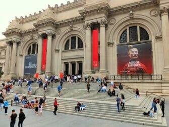 Differenza tra il New York Explorer Pass e il New York Pass - The Met