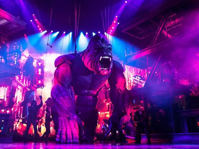 Biglietti per King Kong the Musical a Broadway - King Kong