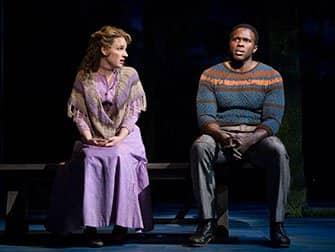 Biglietti per Carousel a Broadway - Julie e Billy