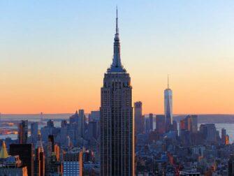 La differenza tra il New York Sightseeing Flex Pass e il New York Explorer Pass - Empire State Building
