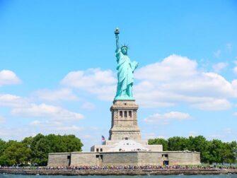 La differenza tra il New York Sightseeing Flex Pass e il New York Explorer Pass - Statua della Libertà