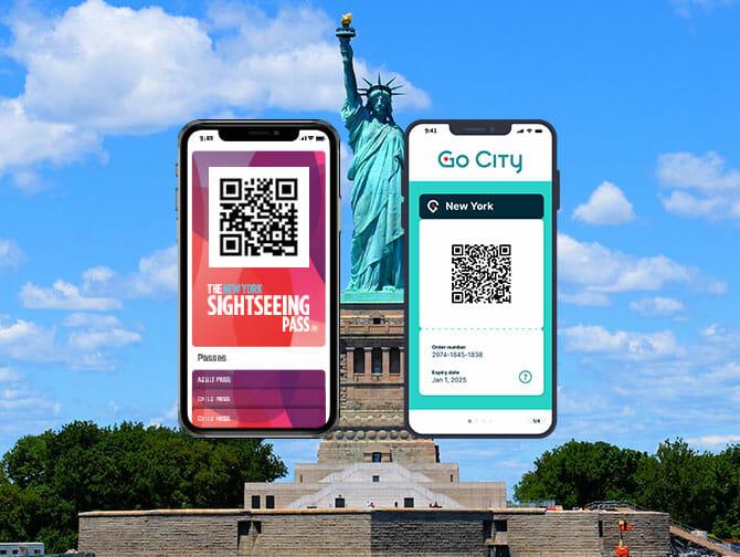 La differenza tra il New York Sightseeing Flex Pass e il New York Explorer Pass
