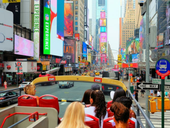 La differenze tra il New York Sightseeing Day Pass e il New York Pass- Autobus hop on hop off