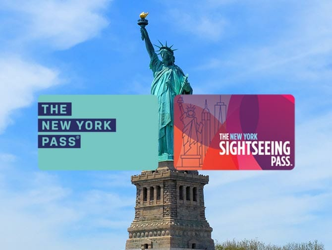 La differenza tra il New York Sightseeing Day Pass e il New York Pass