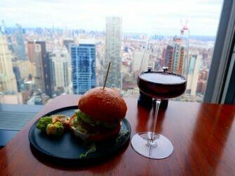 Ristoranti a New York - Drink da Manhatta