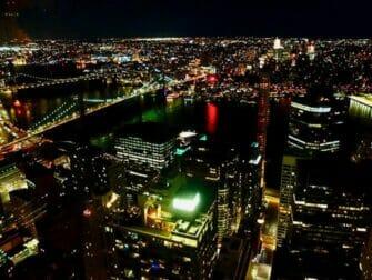 Ristoranti a New York - Vista da Manhatta