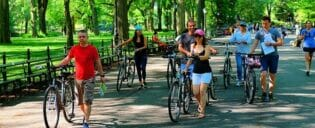 Tour in bicicletta elettrica a New York