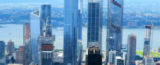 Hudson Yards a New York