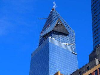 Hudson Yards a New York - Edge Observation Deck