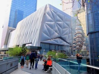 Hudson Yards a New York - The Shed
