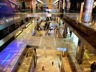 Hudson Yards a New York - The Shops & Restaurants