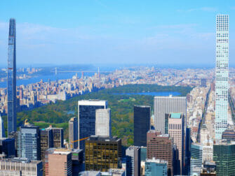 Biglietti per One Vanderbilt The Summit - Vista Central Park