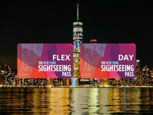 La differenza tra il New York Sightseeing Flex Pass e il Sightseeing Day Pass