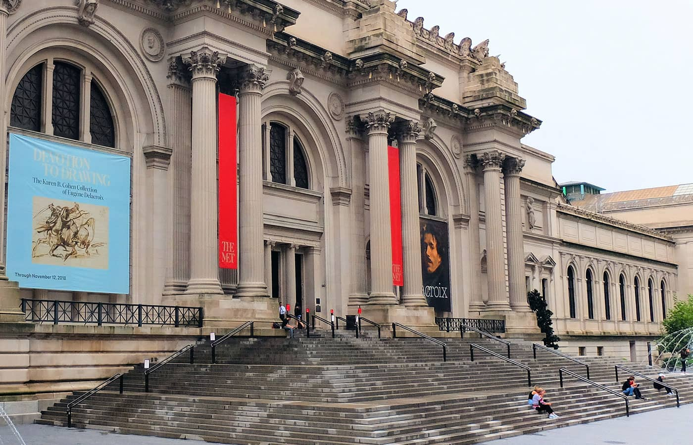 Differenza tra New York Sightseeing Flex Pass e Sightseeing Day Pass - The Met