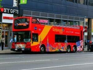 Pacchetto sconto bus turistico e attrazioni di New York