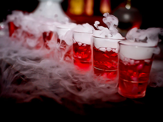 Feste di Halloween a New York - Drink