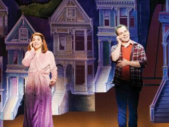 Biglietti per Mrs. Doubtfire a Broadway - Al telefono