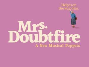 Biglietti per Mrs. Doubtfire a Broadway