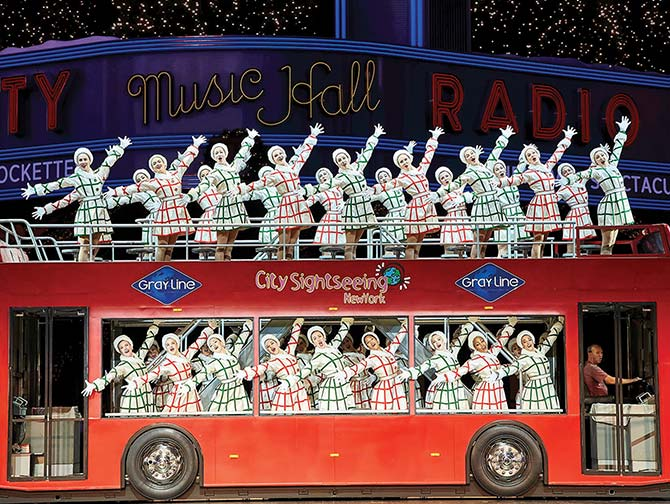 Spettacoli di Natale a New York - Radio City Christmas Spectacular