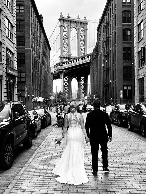 Fotografo di matrimoni a New York - Brooklyn