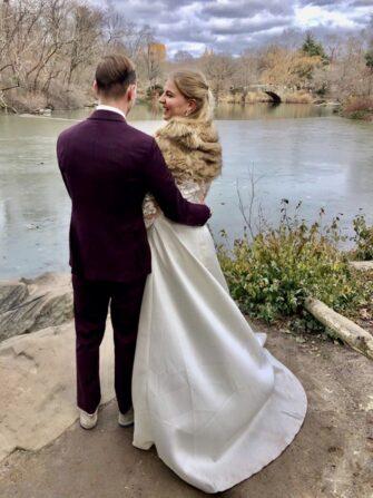 Fotografo di matrimoni a New York - Central Park