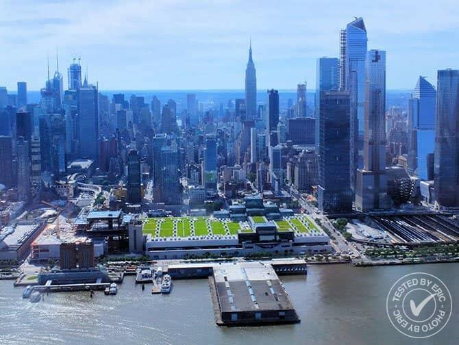 Giro in elicottero a New York - Volo sul fiume Hudson