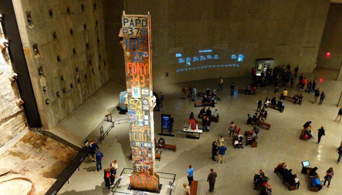 I migliori musei di New York - 9/11 Museum