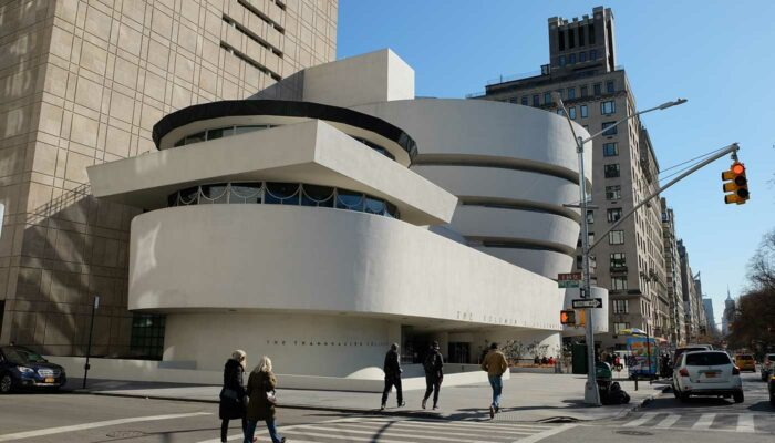 I migliori musei di New Yorks - Guggenheim