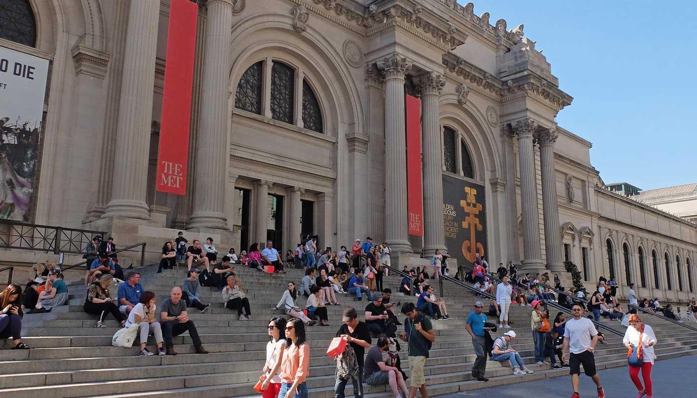 I migliori musei di New Yorks - Il MET - Metropolitan Museum